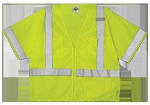ML Kishigo- (Lime) Class 3 Vest