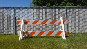 PSS A-Frame Barricade