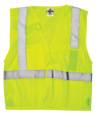 ML Kishigo- (Lime) Class 2 Vest